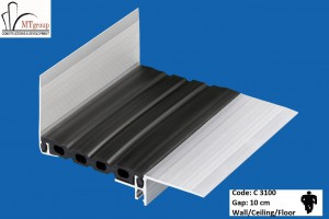 Expansion joint profile C3100