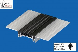 Expansion joint profile F475