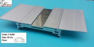 Expansion joint profile F6200