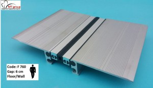 Expansion joint profile F760