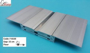 Expansion joint profile F8150