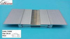 Expansion joint profile F8200