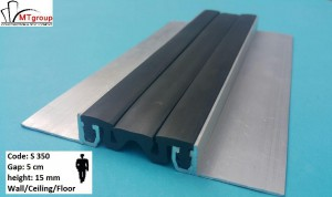 Expansion joint profile S350H15