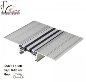Expansion joint profile T1080