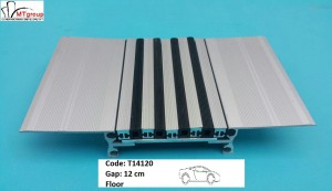 Expansion joint profile T14120