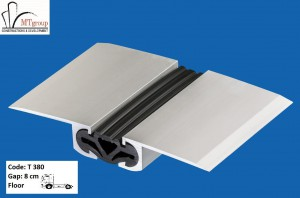 Expansion joint profile T380