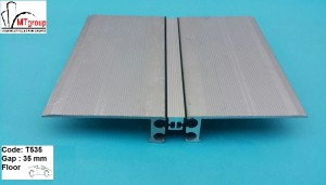 Expansion joint profile T535eng