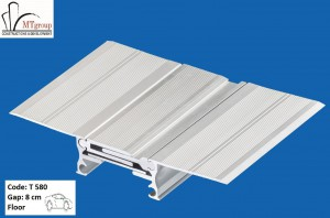 Expansion joint profile T580