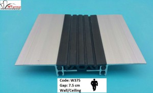Expansion joint profile W375
