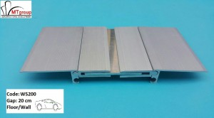 Expansion joint profile W5200
