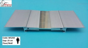 Expansion joint profile W5250