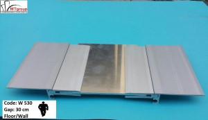 Expansion joint profile W530