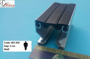 Expansion joint profile WS350